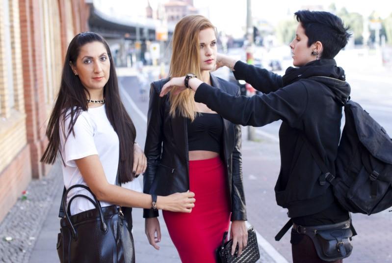 Fashion Styling mit Juliette in Berlin