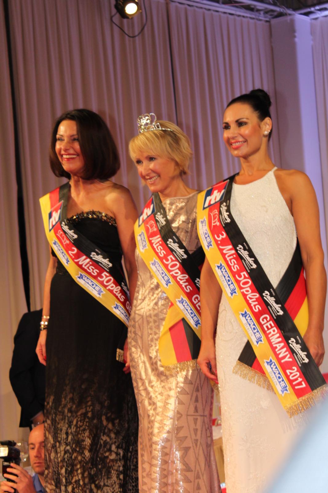 Miss Germany 50+ Finale