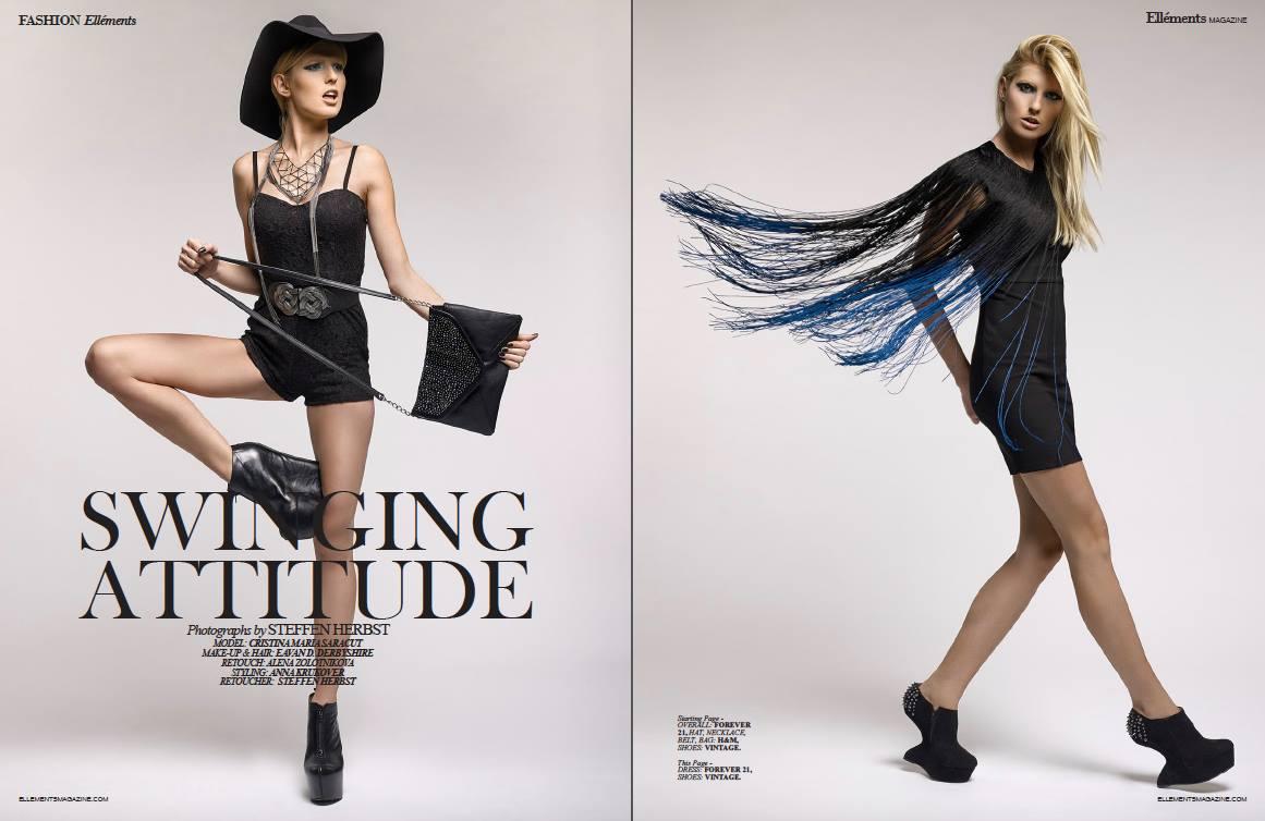 Fashionstyling MIT CHRISTINE SARACUT